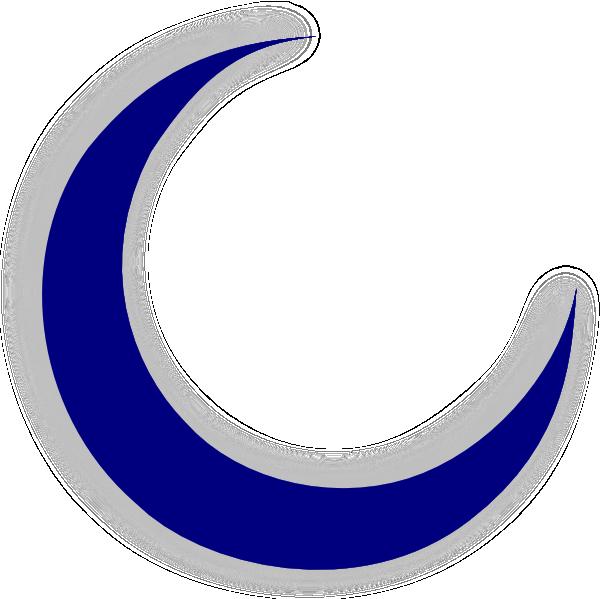 Crescent Clipart - Clipart Kid
