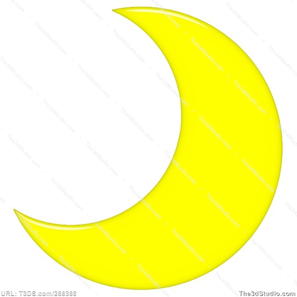 Crescent Moon Clipart   Cliparthut   Free Clipart