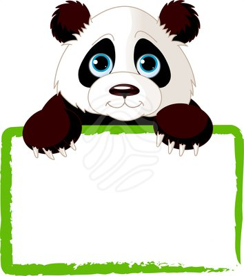 Cute Clip Art Cute Panda Card Animal Art Clipart 84190506 Jpg