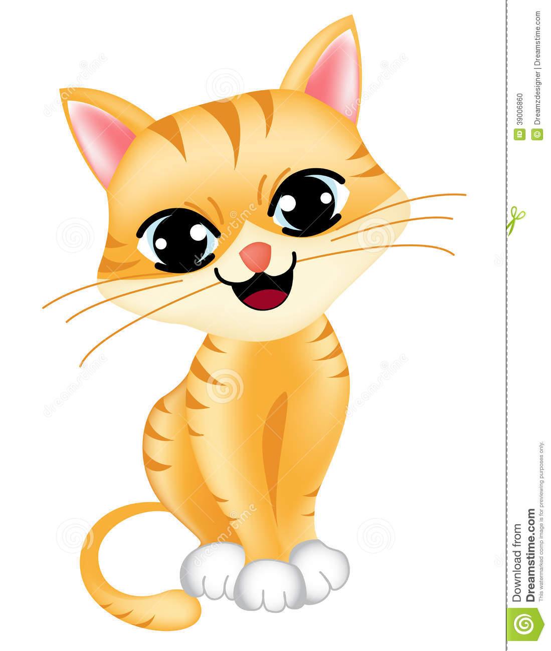 cute kitten clipart cute cat 47fUQW clipart.jpg