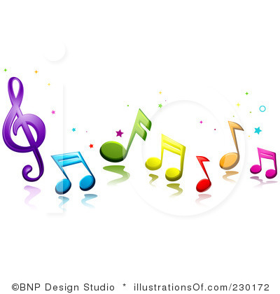 Documents   Royalty Free Music Clipart Illustration 230172 Jpg