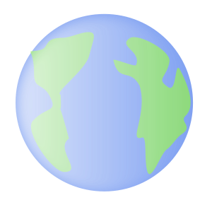 Earth Small Icon Clipart