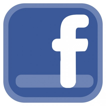 Facebook Icon Free Vector In Open Office Drawing Svg    Svg   Format