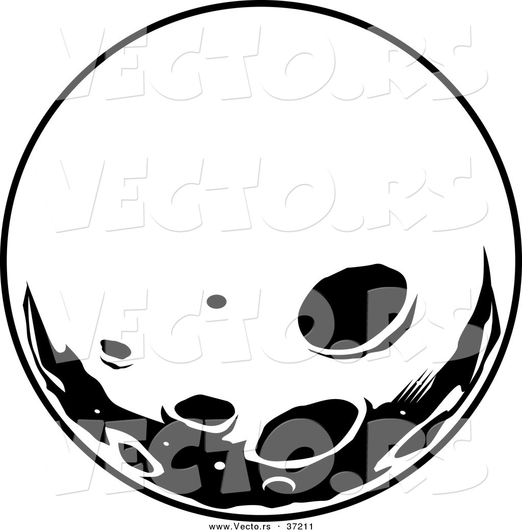 Full Moon Clipart   Clipart Panda   Free Clipart Images