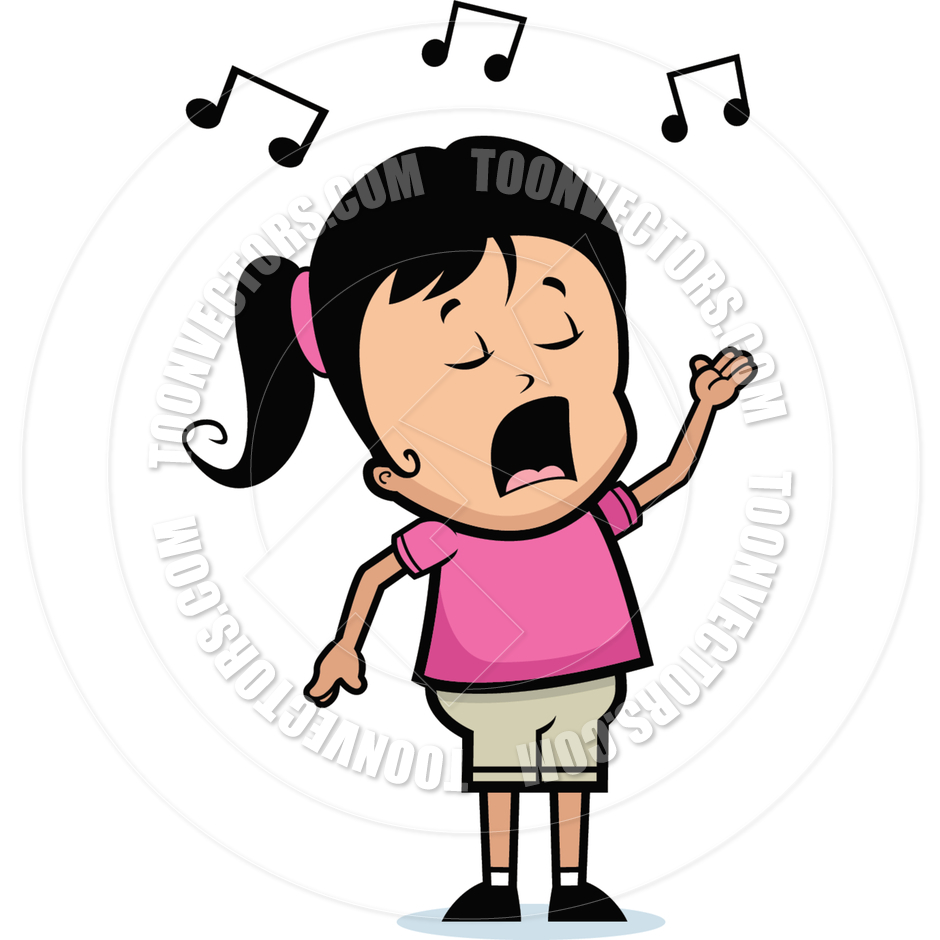 Go Back   Images For   Children Singing Clipart