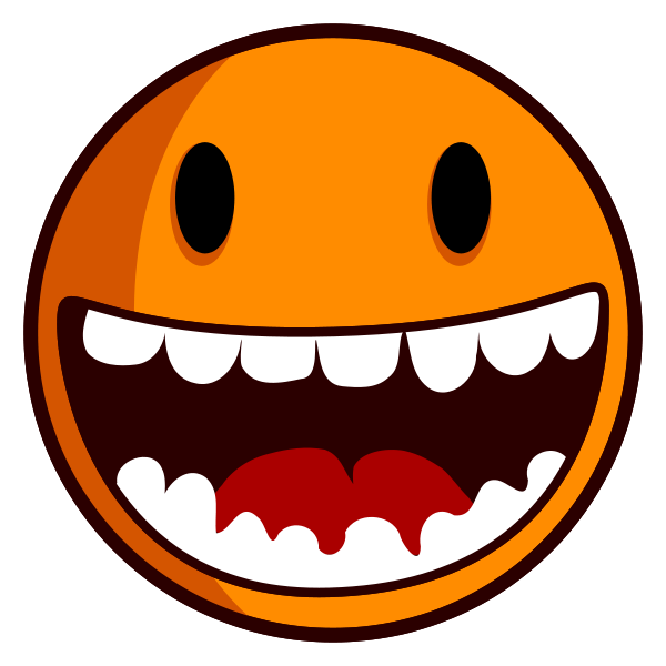 Excited Happy Face Clipart - Clipart Kid