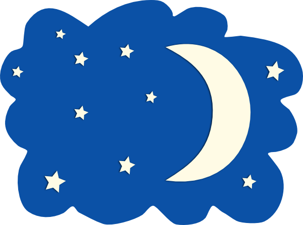 Image result for clip art moon