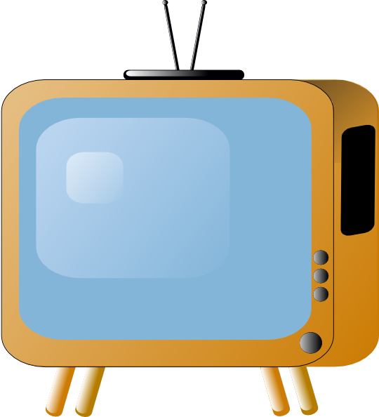 Image result for television clip art