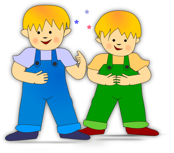 Playing Kids Clip Art At Clker Com   Vector Clip Art Online Royalty