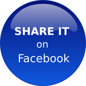 Share It On Facebook Clip Art At Clker Com   Vector Clip Art Online