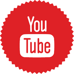 Simple Badge Youtube Icon Png Clipart Image   Iconbug Com