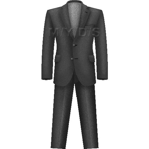 Suit  Jacket And Trousers  Clipart   Free Clip Art