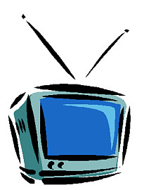 Television Clipart   Clipart Panda   Free Clipart Images