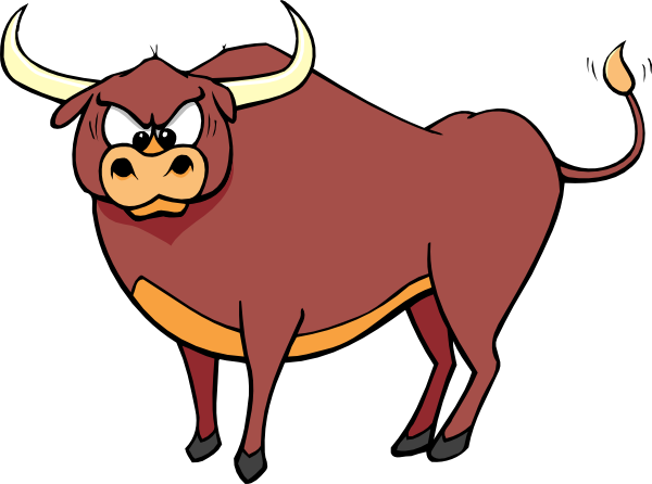 Bull Clip Art   Images   Free For Commercial Use