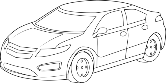 Car Clipart Black And White 2014  Cars Cartoon   Clipart Best