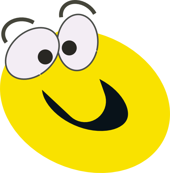 Cartoon Face Clip Art At Clker Com   Vector Clip Art Online Royalty