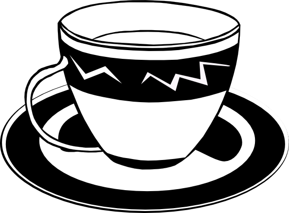 Coffee Cup Clip Art At Clker Com   Vector Clip Art Online Royalty