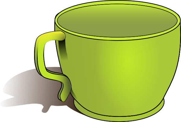Cup Clip Art At Clker Com   Vector Clip Art Online Royalty Free