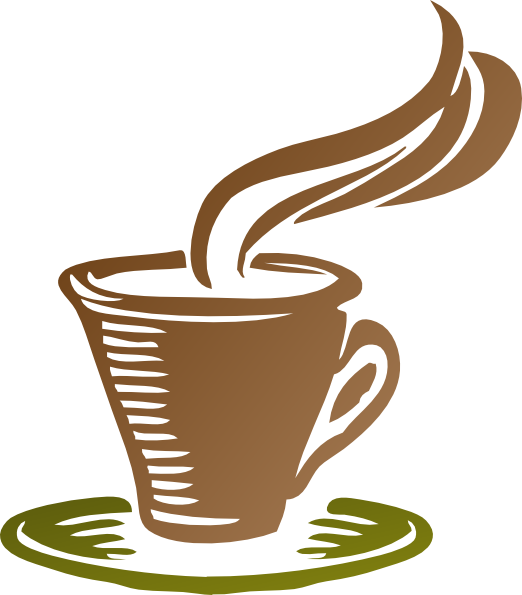 Free Cup Of Coffee Clip Art