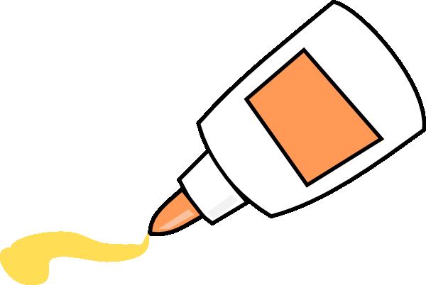 Glue Bottle Clip Art At Clker Com   Vector Clip Art Online Royalty