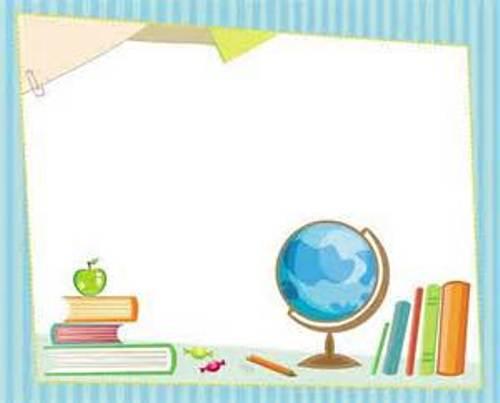 School Borders Clipart - Clipart Kid