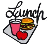 Lunch Tray Clipart 16186286 Lunch Handwriting Jpg