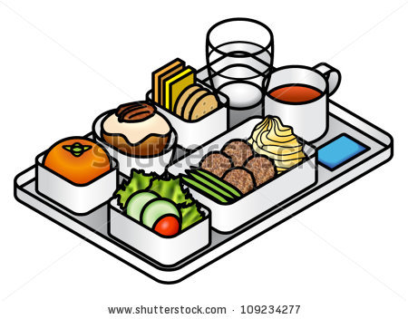 Lunch Tray Clipart - Clipart Kid