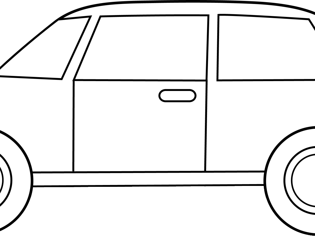 Newspaper Clipart Black And White Car Clipart Black And White Photo