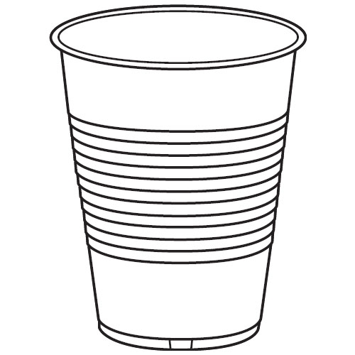 Plastic Cup Drawing   Clipart Panda   Free Clipart Images