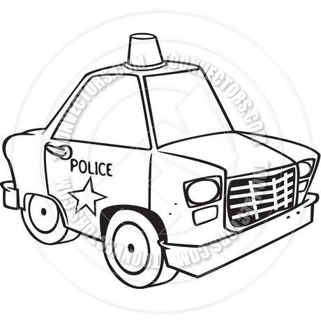 Police Black And White Clipart - Clipart Suggest