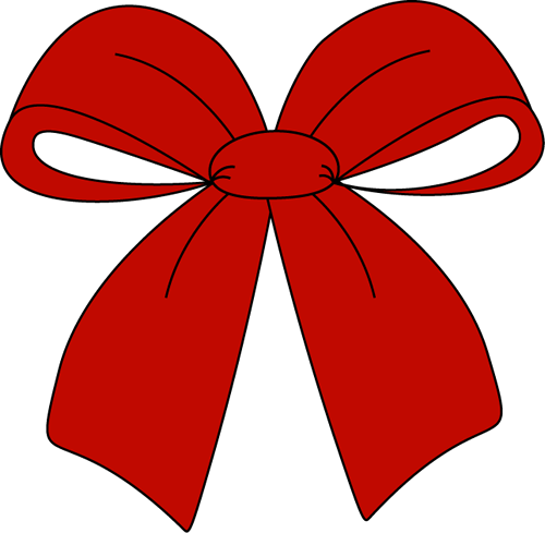 Clip Art Christmas Bow Clipart christmas bow clipart kid red clip art large this image is a
