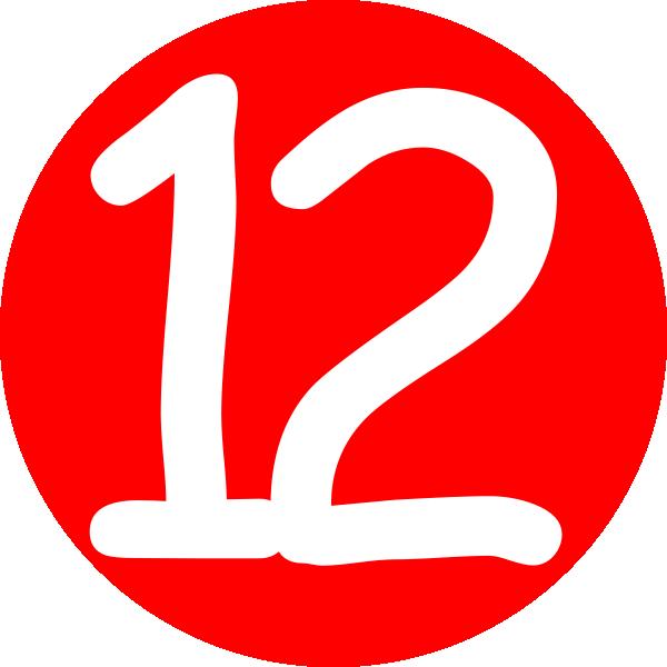 clip art numbers 1 12  u2013 cliparts
