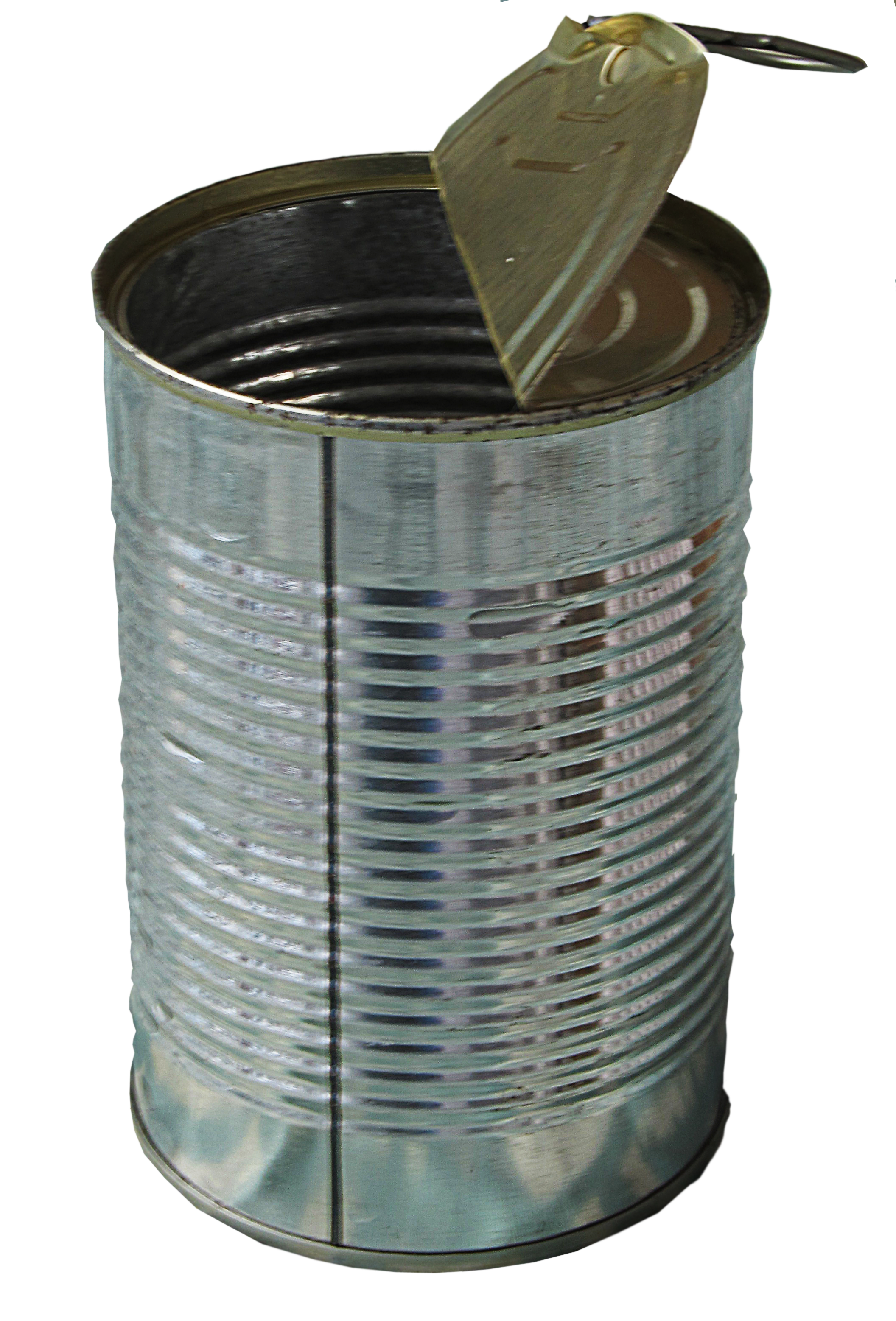 Tin Can Png By Amalus D K Qd   Free Images At Clker Com   Vector Clip