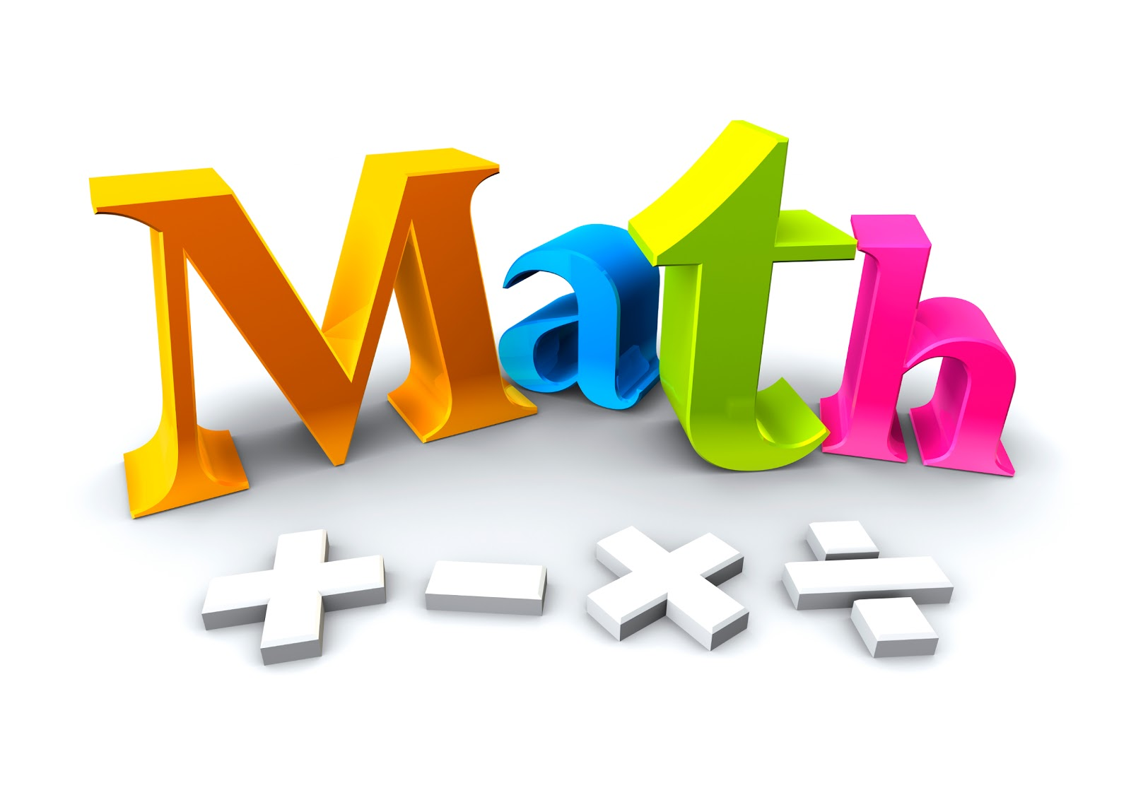 Math Is Fun Clipart - Clipart Suggest