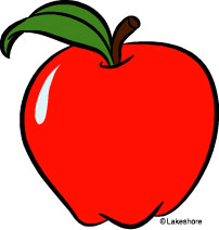 Apple Clip Art At Lakeshore Learning