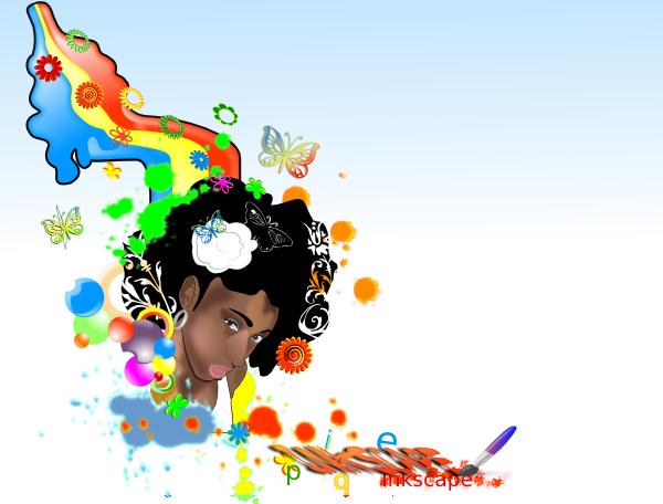 Black Women Women's Day Clipart - Clipart Kid