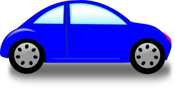 Animated Car Clipart - Clipart Kid