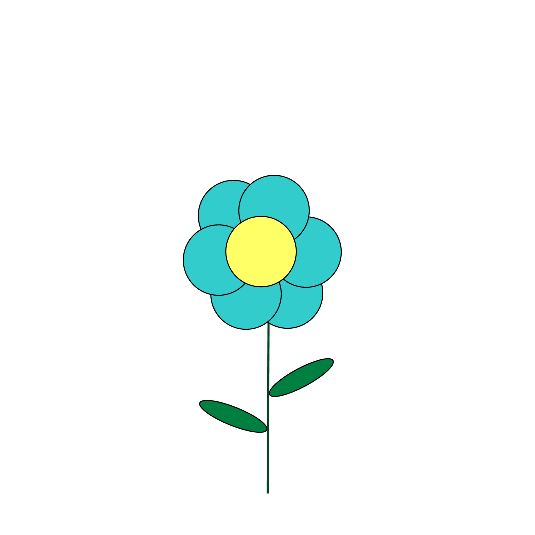 Small Flower Clipart - Clipart Kid