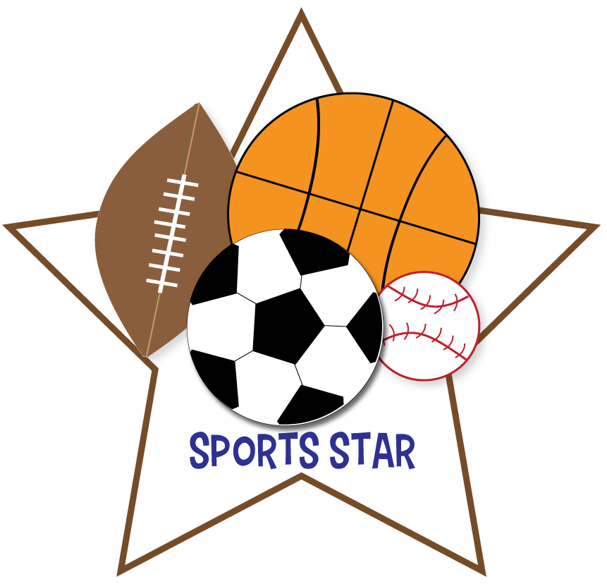 Free Sports Clipart For Parties Crafts School Projects Websites And