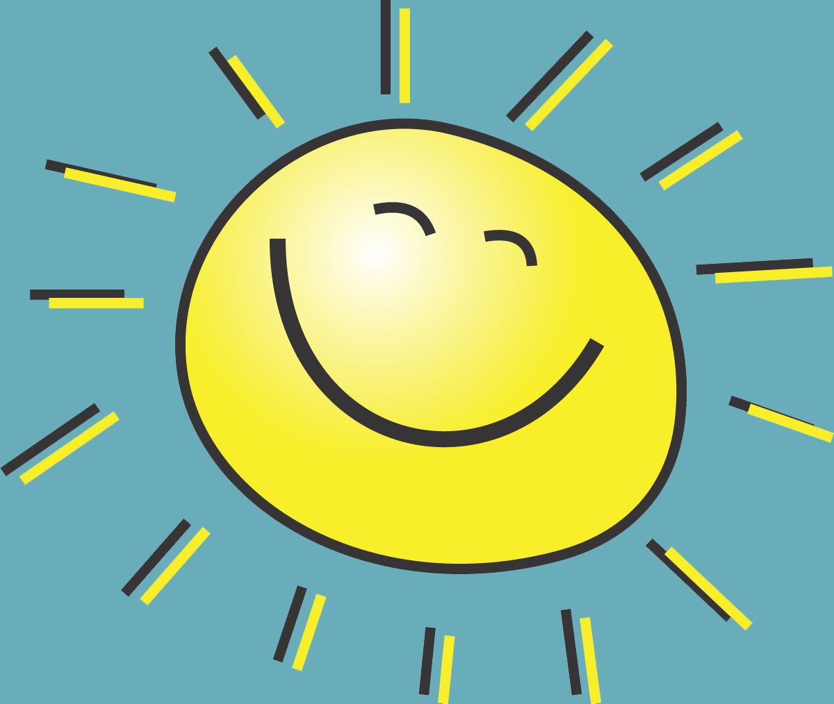 Free Sun Google Free Clipart Images Happy Smiling Summer Sun Prawny