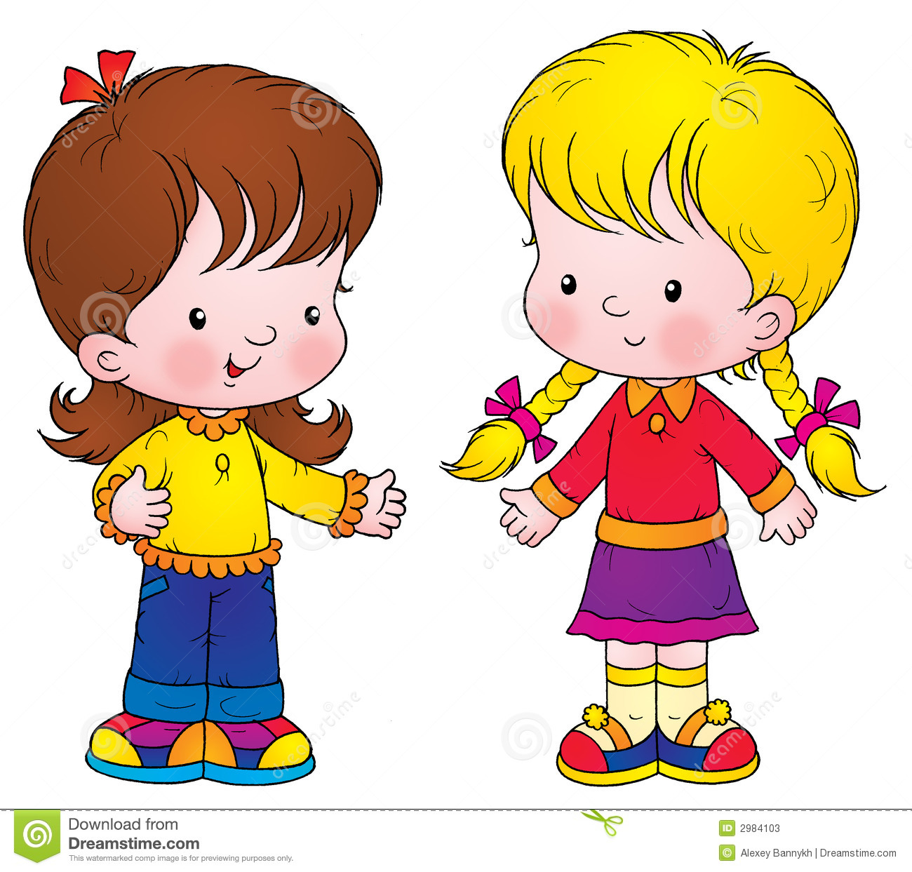 Friends Clipart Friendship Clipart