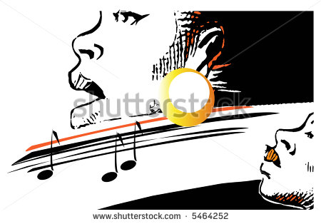 Gospel Singer Stock Photos Illustrations And Vector Art Clipart