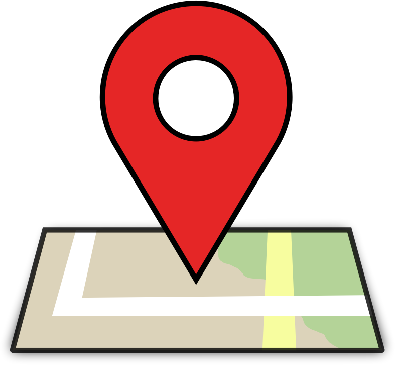 Map Location By Snodnipper   A Computer Icon Of A Map Location