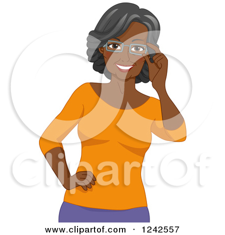 African American Woman Clipart - Clipart Kid