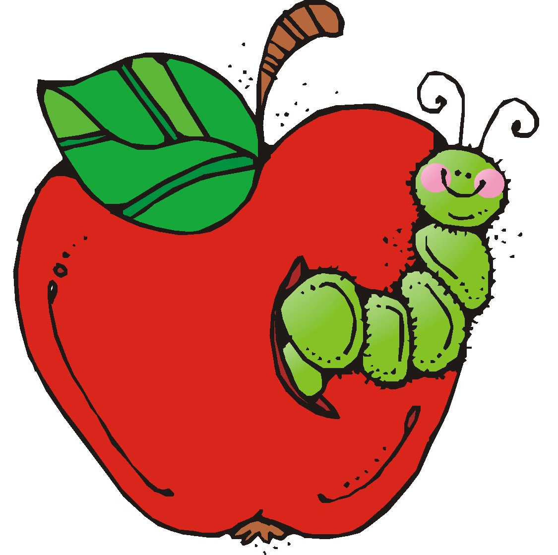 School Apple Clip Art   Clipart Best