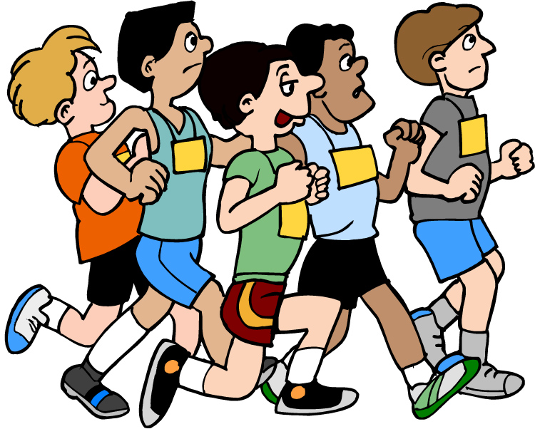 Sports Day Clipart - Clipart Kid