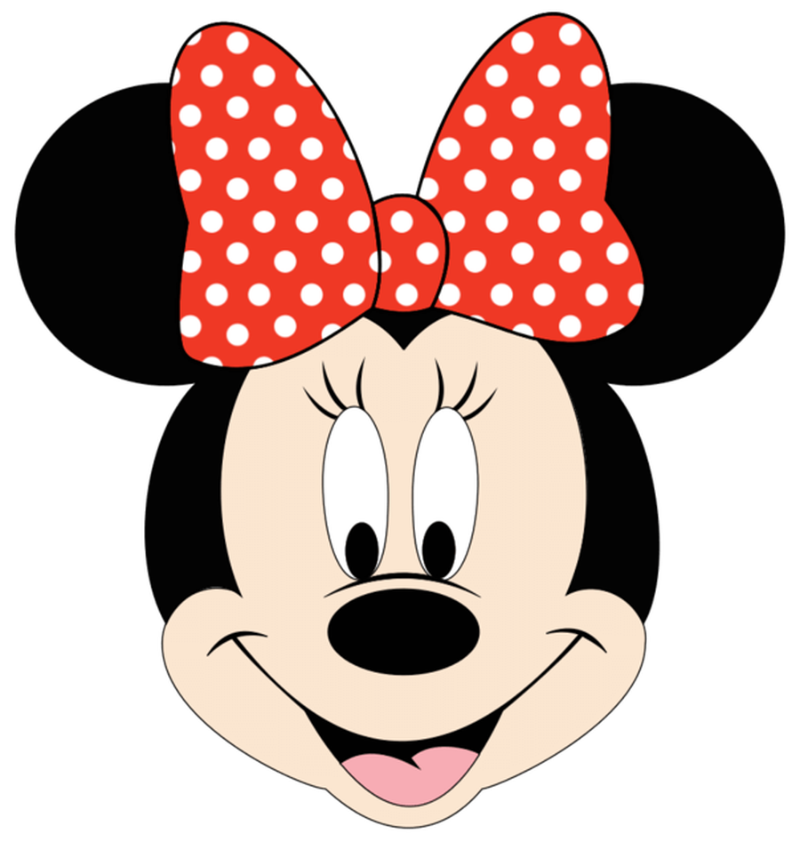 Large Minnie Mouse Clipart - Clipart Kid