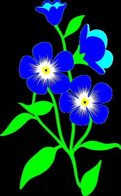 Clip Art Tiny Violet