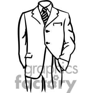 Suit Clipart Business Suit Clipartclip Art Business And More Related