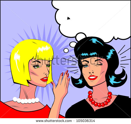 Women Friends Clipart
